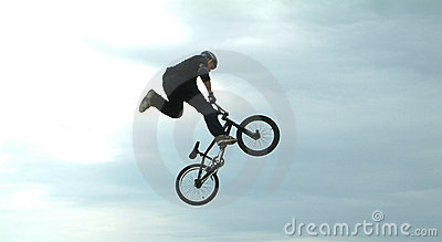 Bike Spin Royalty Free Stock Photos - Image: 148508