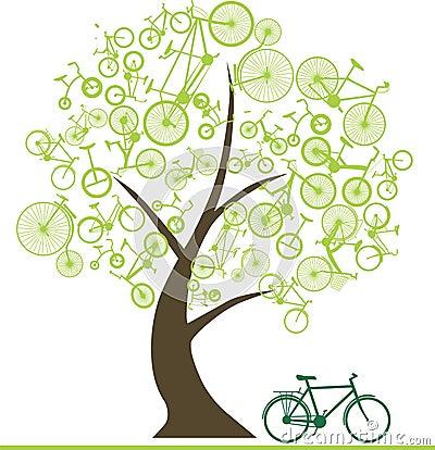 Bike of Trees