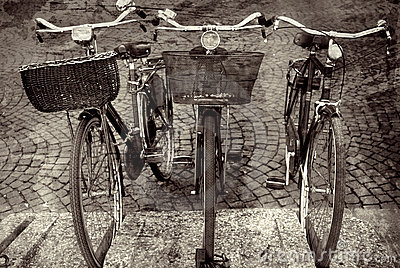 Bike Trio in Italy