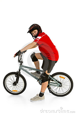 Free Biker Royalty Free Stock Photos - 4362268