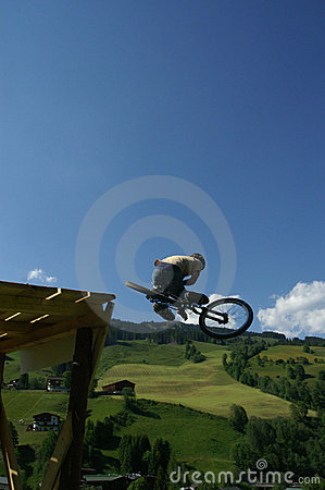 Biker Jump
