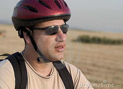 Biker Portrait#2