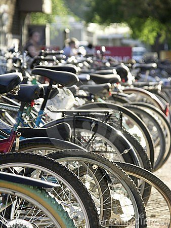 Free Bikes Stock Photos - 1356473