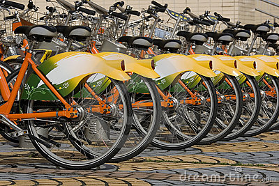 Biking - Green Transport
