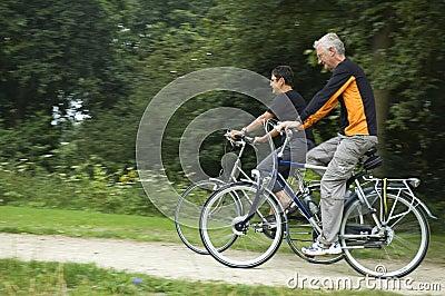 Biking Seniors