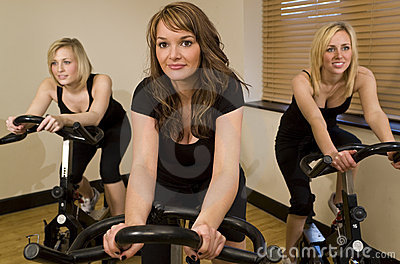 Biking Trio