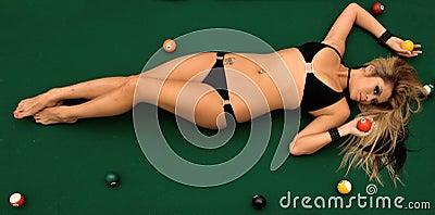 Bikini Billiards