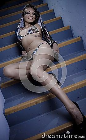 Bikini Leopard