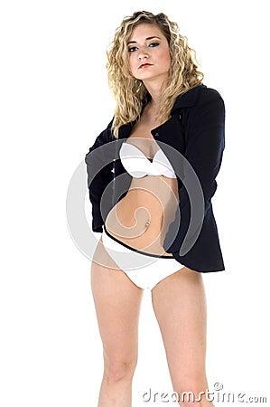 Bikini Pea Coat