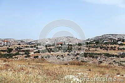 Bil in Village Palestine Israel