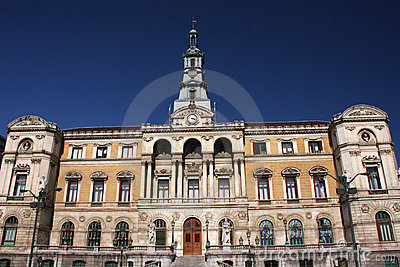 Bilbao town hall
