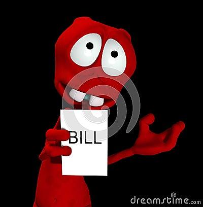 Bill estrangeiro 15