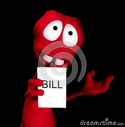 Bill estrangeiro 27