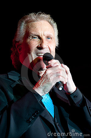 Bill Medley Editorial Stock Image