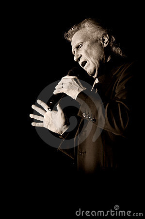 Bill Medley Editorial Image