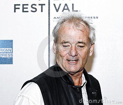 Bill Murray Editorial Image