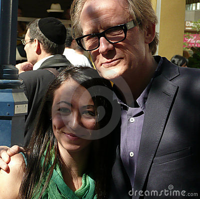 Bill Nighy Immagine Stock Editoriale