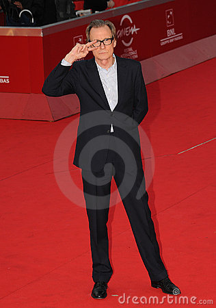 Bill Nighy Editorial Photography
