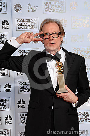 Bill Nighy Fotografía editorial