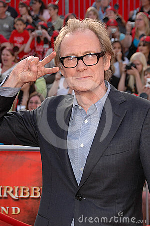Bill Nighy Editorial Stock Image