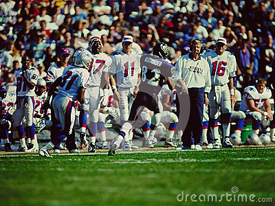 Bill Parcells New England Patriots Editorial Stock Photo