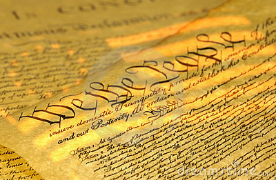 Bill Of Rights Stock Photos - Image: 940333