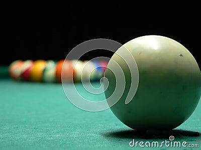 Billard-balls