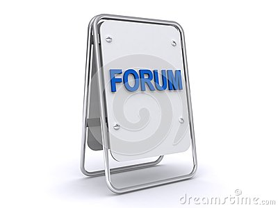 Billboard advertising forum