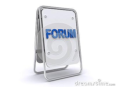 Billboard advertising forum