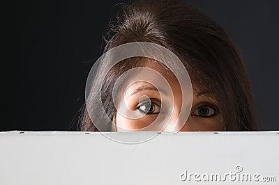 Billboard hazel eyes