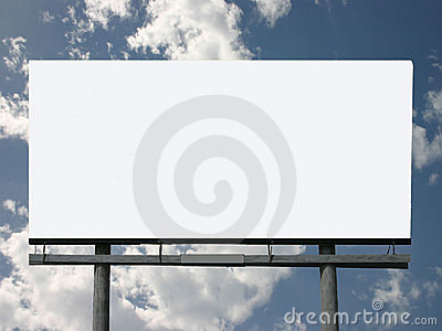 Billboard here for you