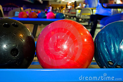 Billes de bowling