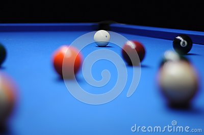 Billiard ball