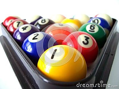 Billiard Balls 6