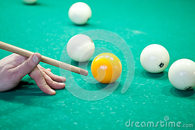 Billiard Player