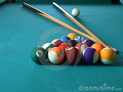 Billiard table_2