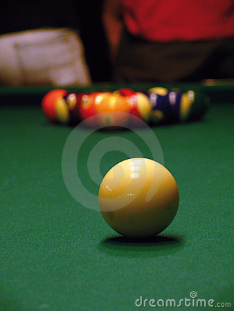 Free Billiards. Billiard Spheres. Royalty Free Stock Images - 4673389