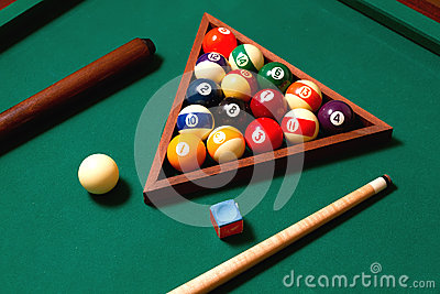 Billiards elements