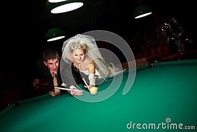 Billiardspelrum