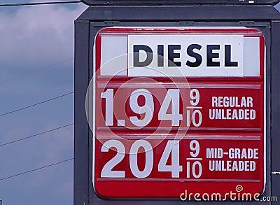 Billig gas