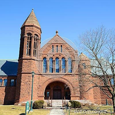 Billings Memorial Library University Of Vermont