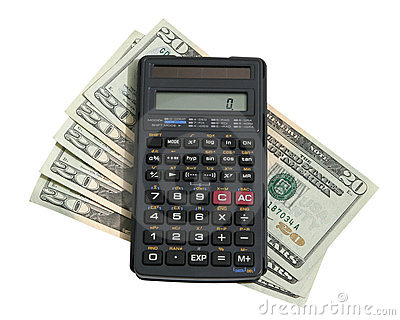 Bills with calculator