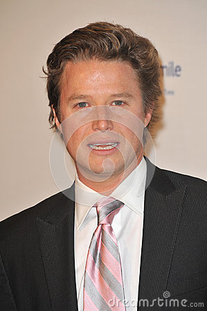 Billy Bush Editorial Stock Photo