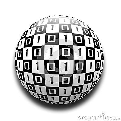 Free Binary Ball Stock Photos - 65553
