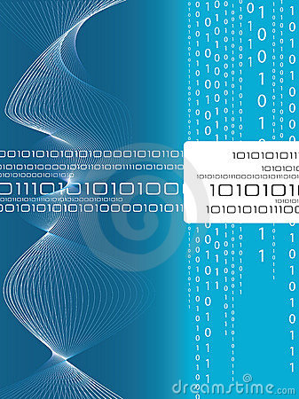 Free Binary Code Stock Images - 5946024