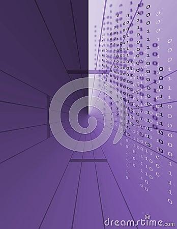 Binary Data Code