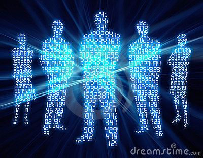 Binary Digit People