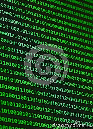 Free Binary Numbers Stock Image - 19851121