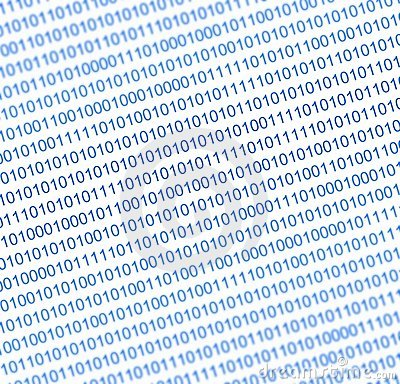 Free Binary Numbers Background Stock Photo - 2348310
