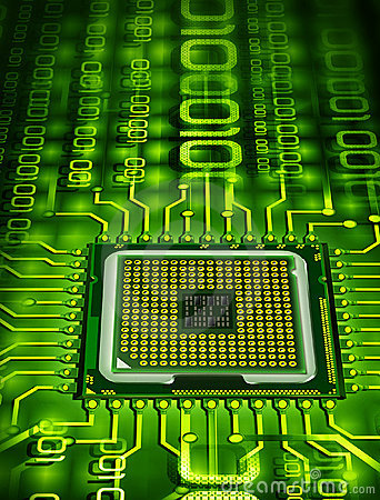 Binary processor